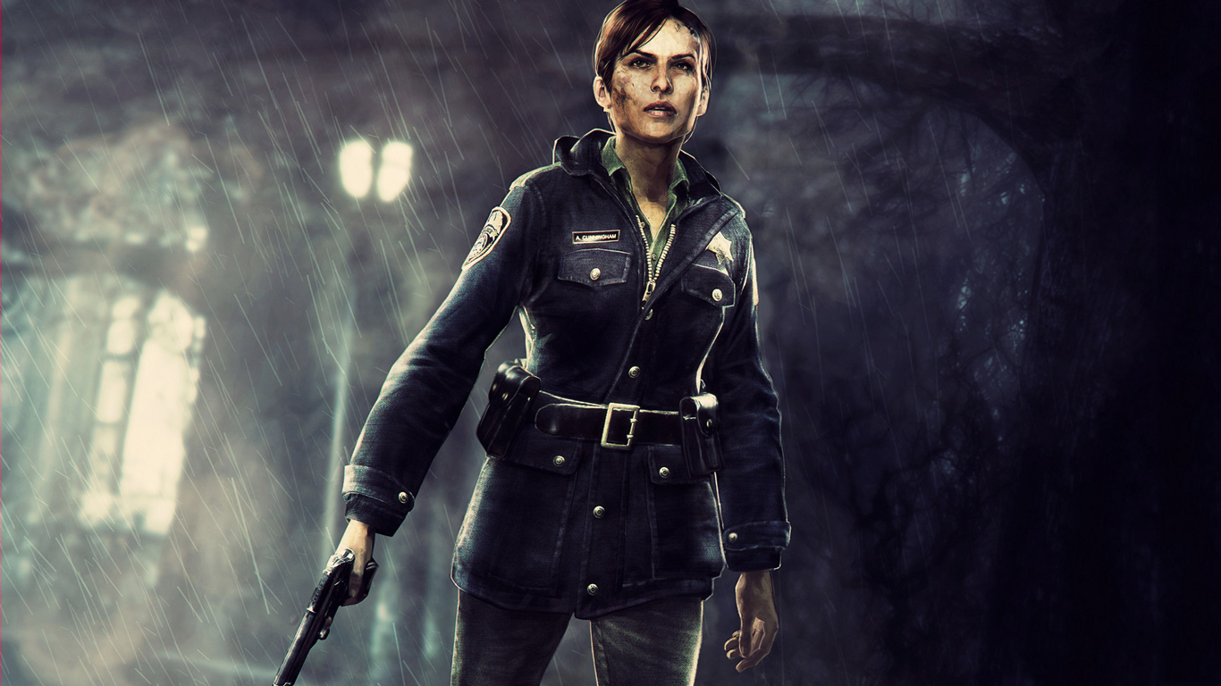 Silent Hill: Downpour Wallpaper in 1366x768