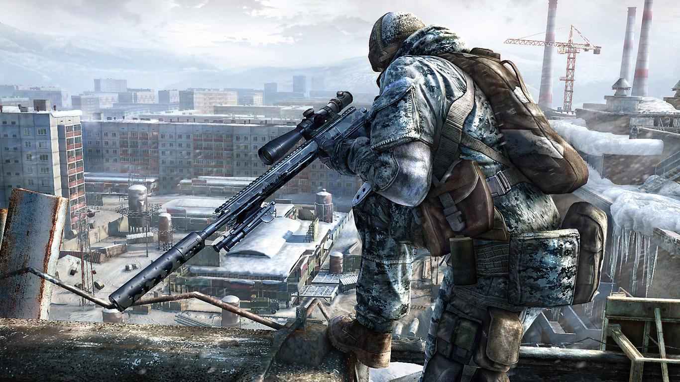 Free Sniper: Ghost Warrior 2 Wallpaper in 1366x768