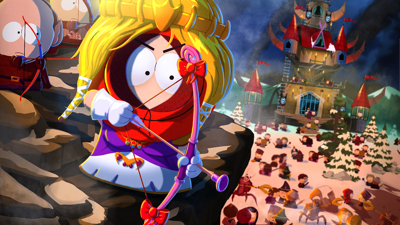 Free South Park: The Stick of Truth Wallpaper in 1366x768