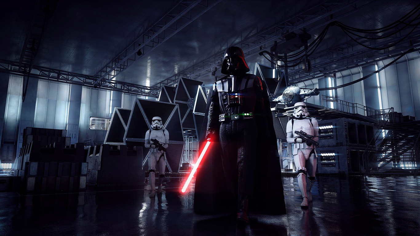 Free Star Wars Battlefront Ii Wallpaper In 1366x768
