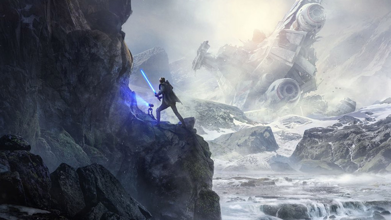Free Star Wars Jedi Fallen Order Wallpaper In 1366x768
