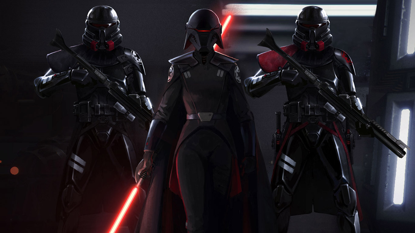 Star Wars Jedi Fallen Order Wallpaper In 1366x768