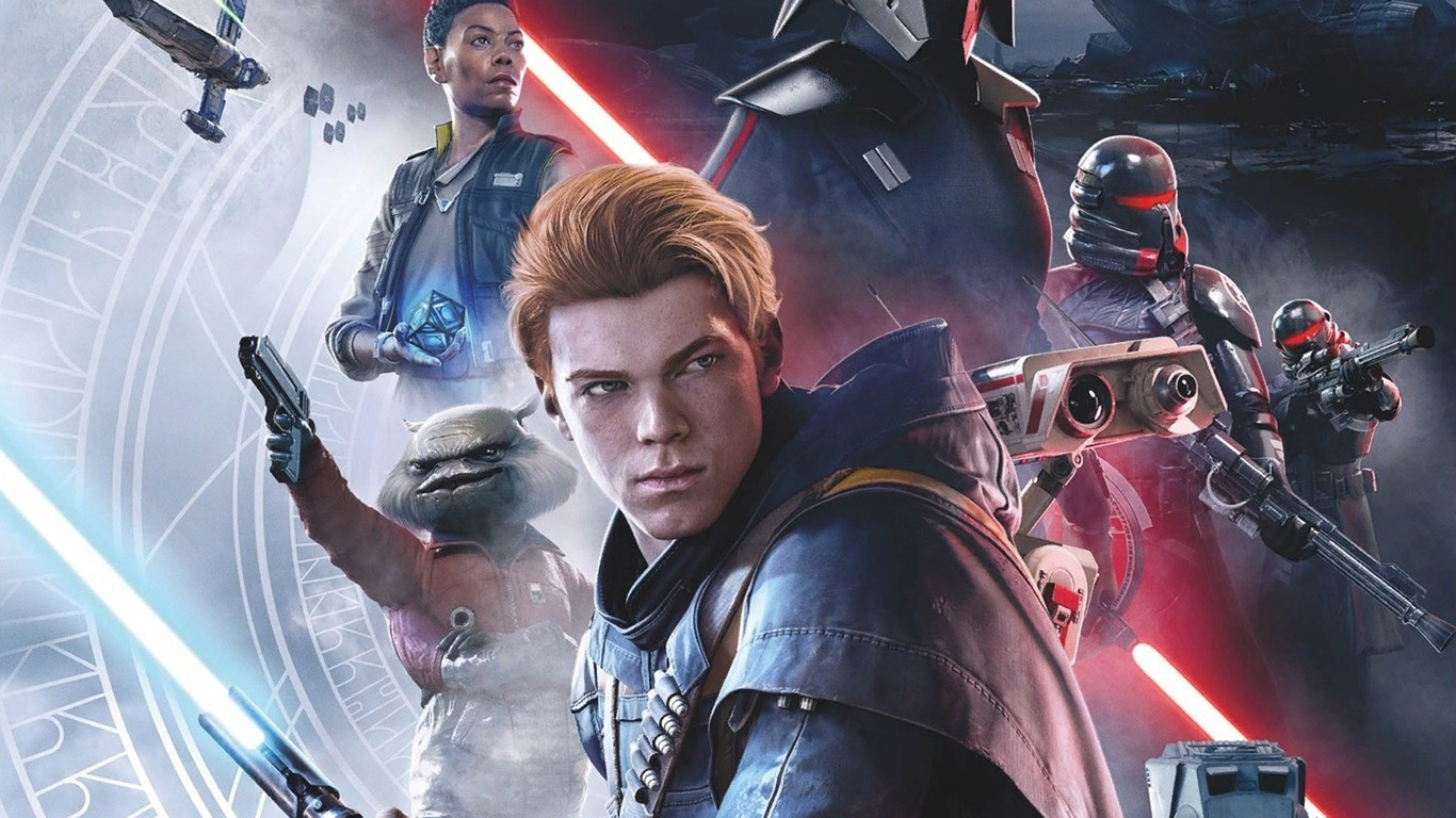 Free Star Wars Jedi: Fallen Order Wallpaper in 1366x768