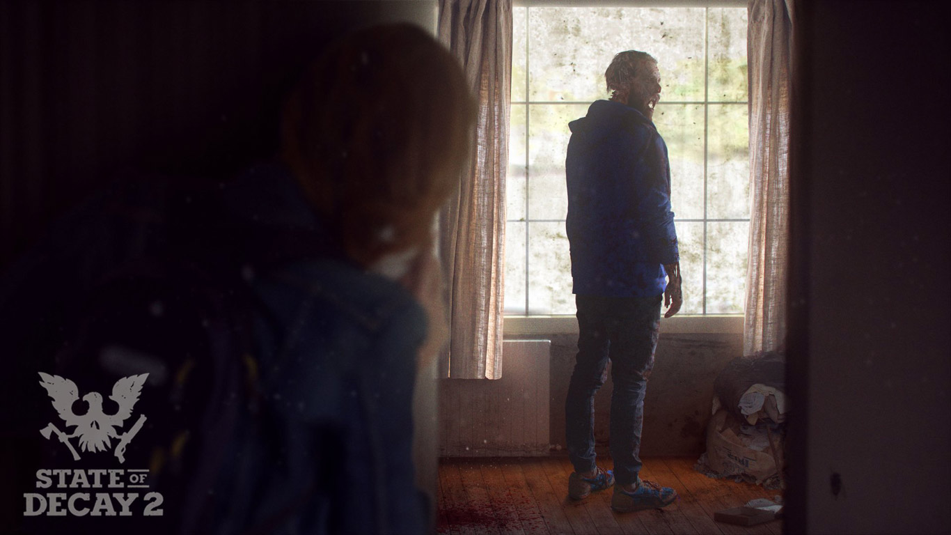 Free State of Decay 2 Wallpaper in 1366x768