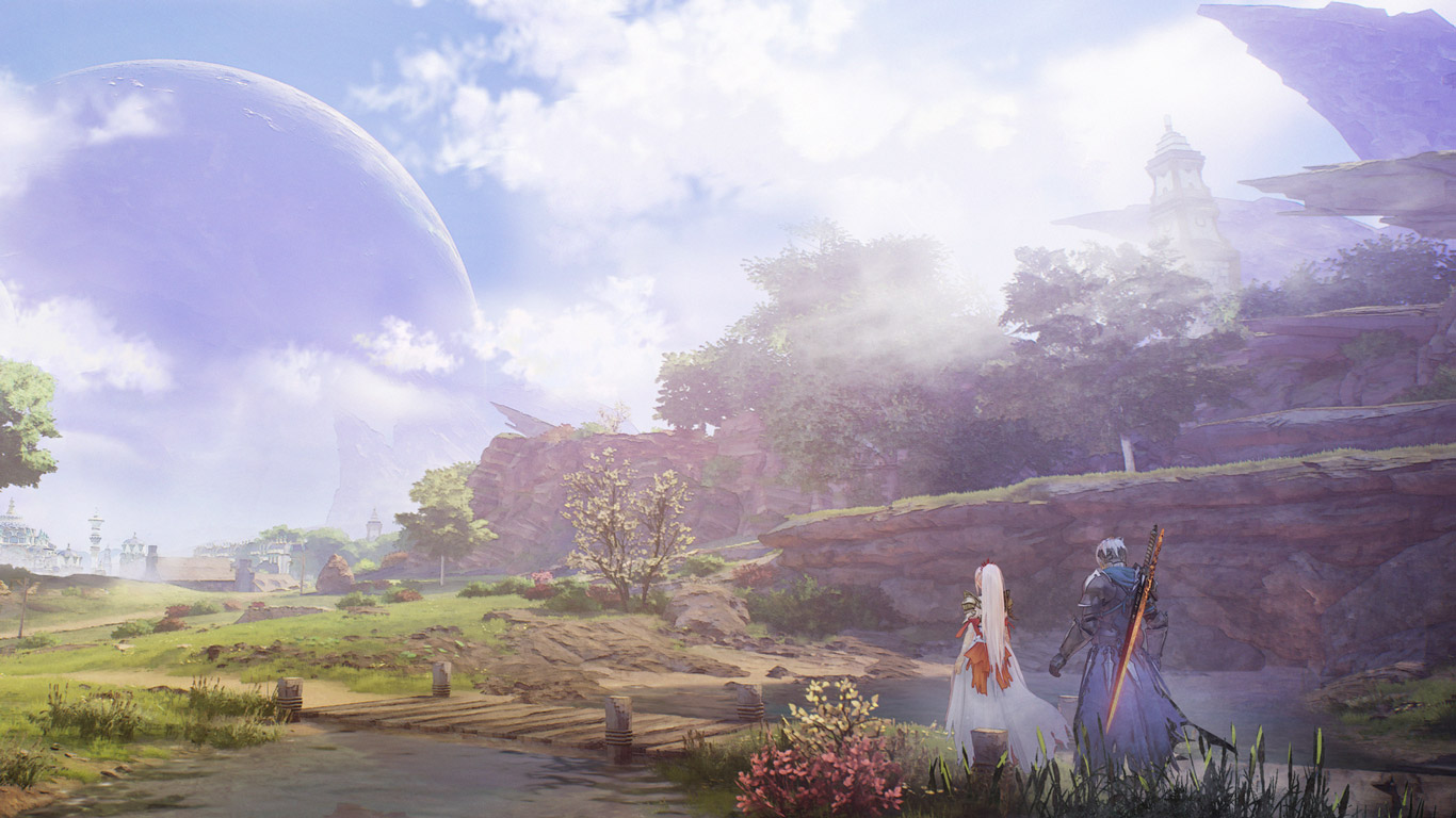 Tales of Arise Wallpaper in 1366x768