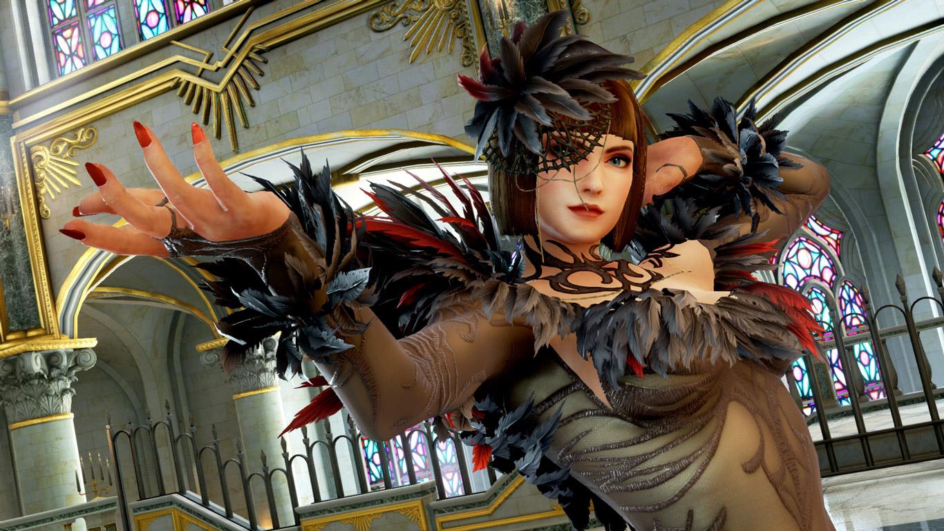 Tekken 7 Wallpaper in 1366x768
