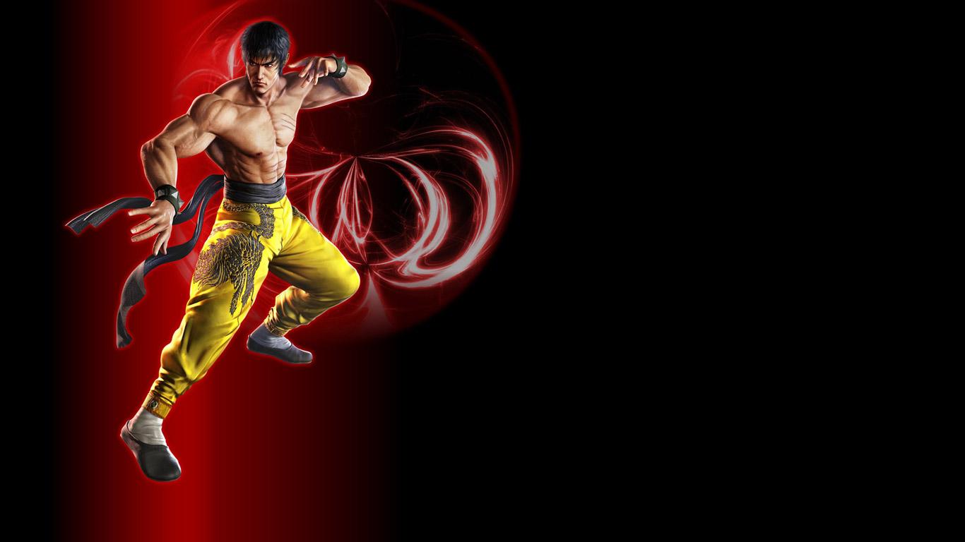 Free Tekken 7 Wallpaper in 1366x768