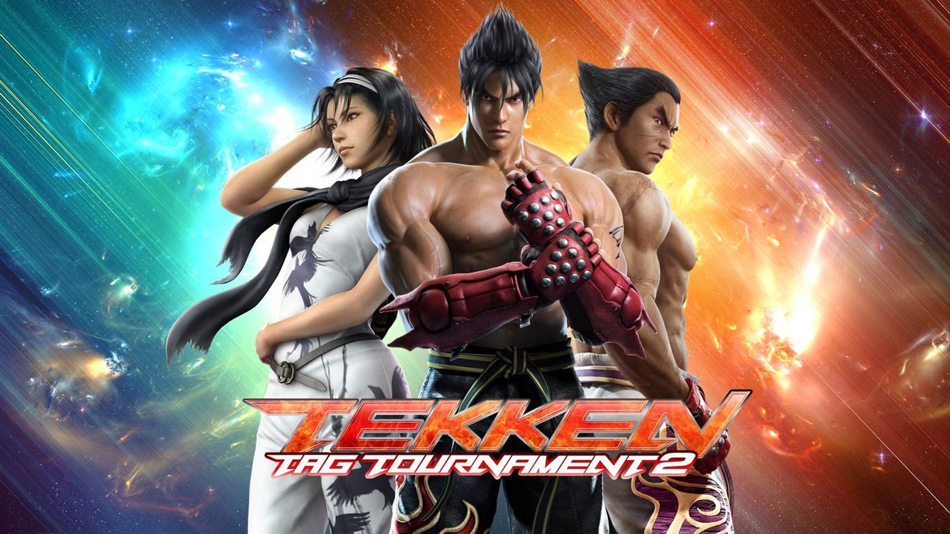 Tekken Tag Tournament 2 Wallpaper in 1366x768