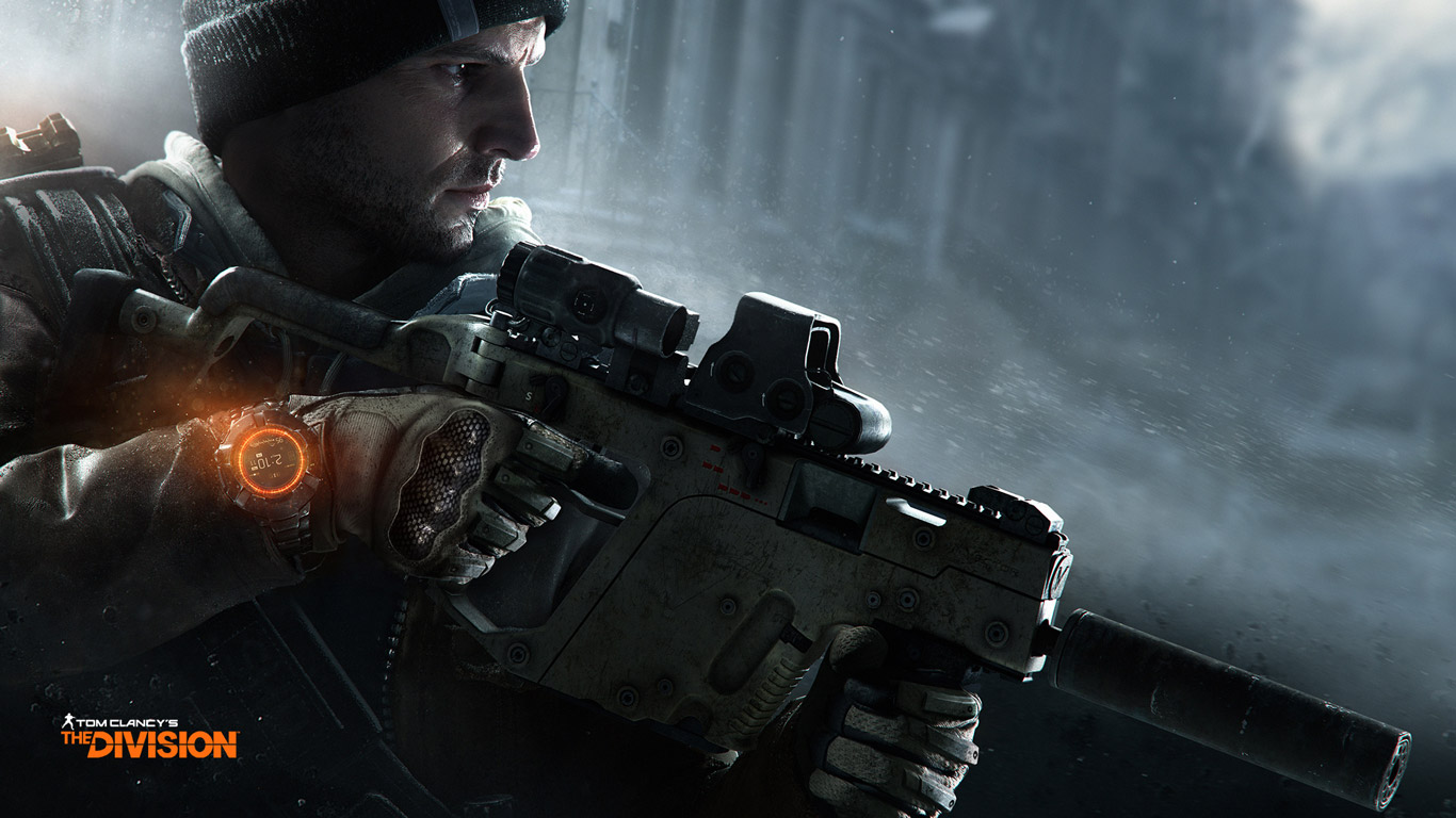The Division Wallpaper in 1366x768