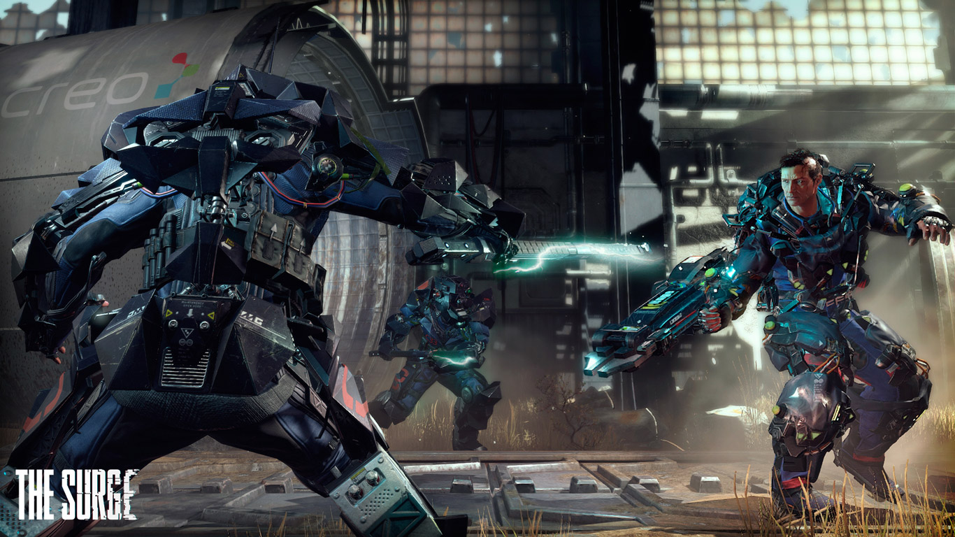 The Surge Wallpaper in 1366x768