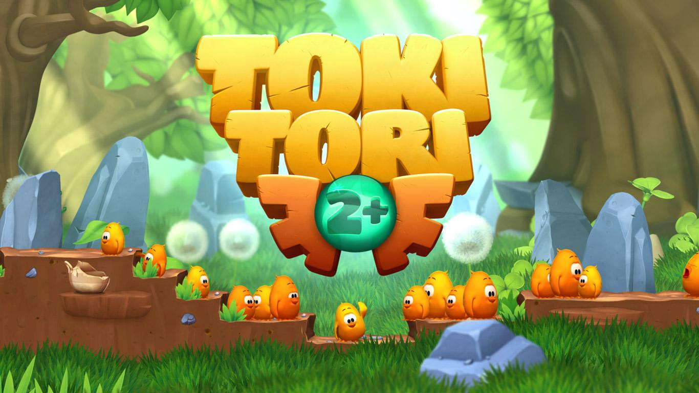 Free Toki Tori 2 Wallpaper in 1366x768