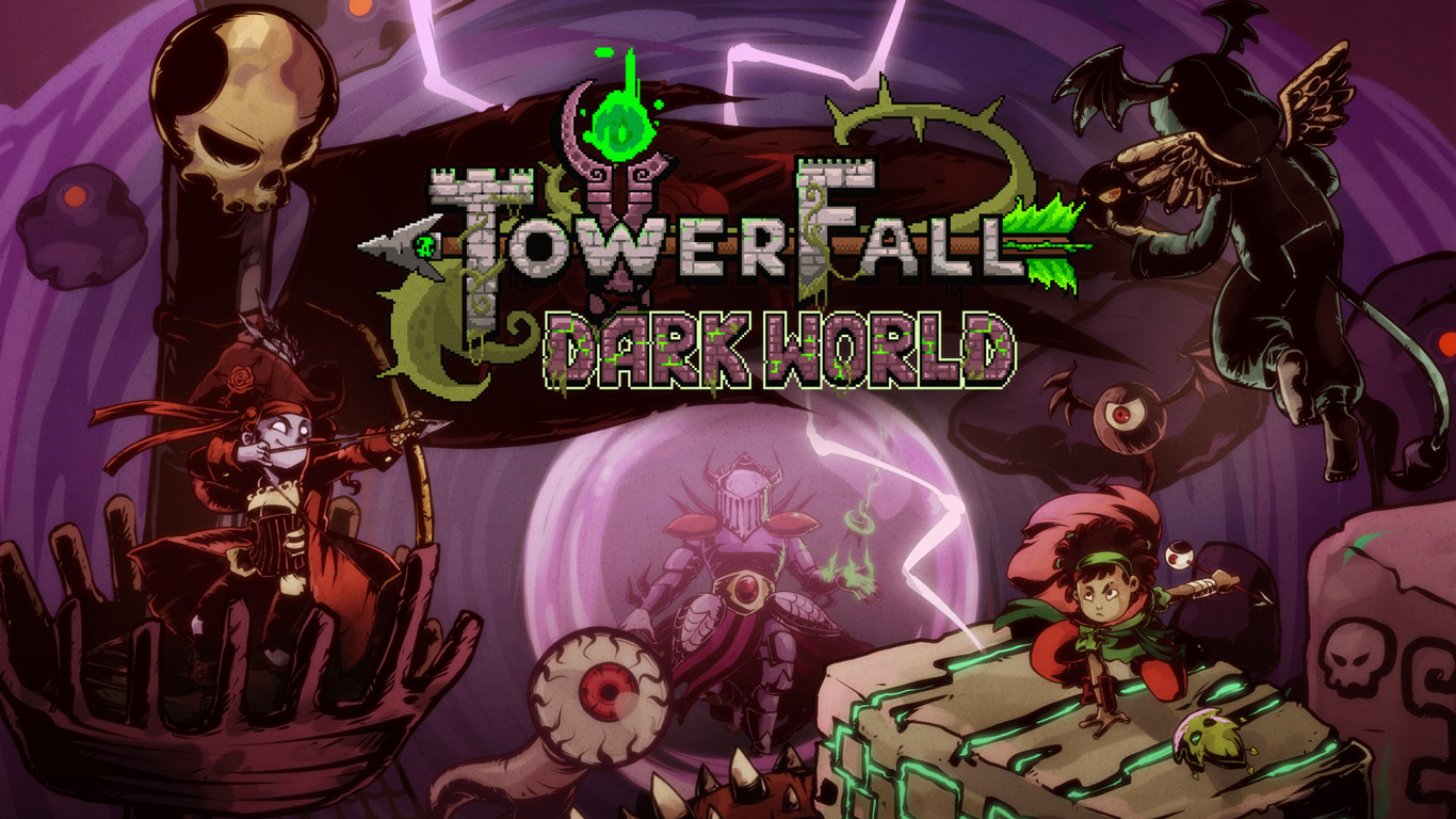 Free TowerFall Ascension Wallpaper in 1366x768
