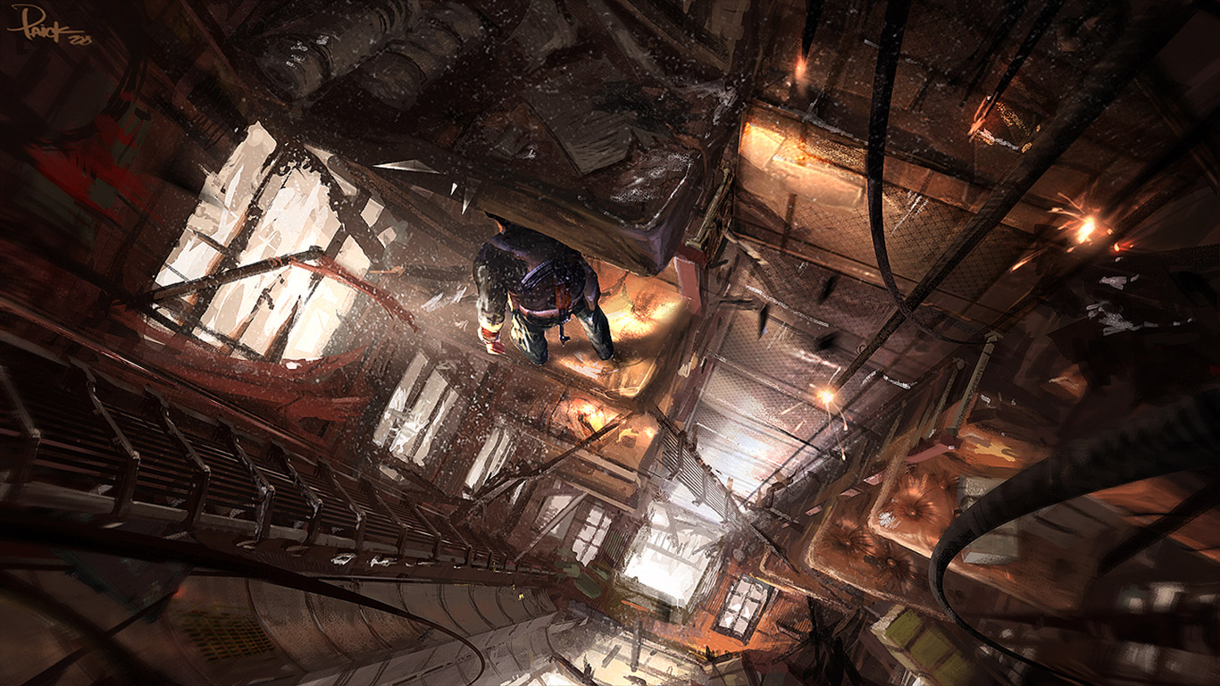 Free Uncharted 2: Among Thieves Wallpaper in 1366x768