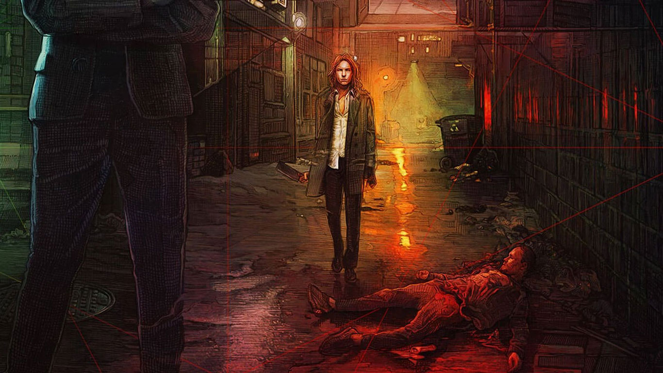 Free Vampire: The Masquerade - Bloodlines 2 Wallpaper in 1366x768