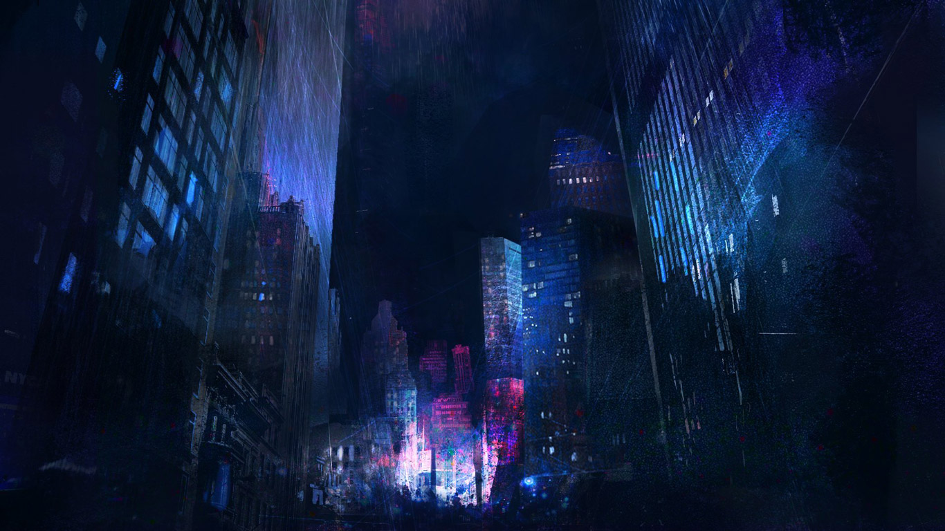 Free Vampire: The Masquerade - Coteries of New York Wallpaper in 1366x768