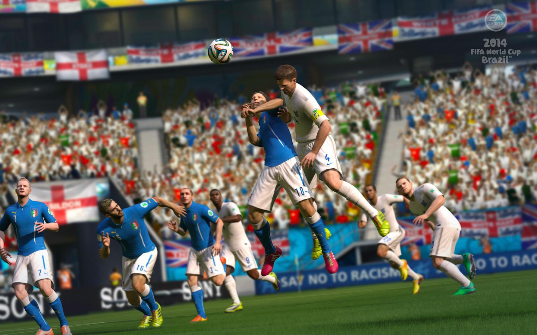 Free 2014 FIFA World Cup Brazil Wallpaper in 1440x900