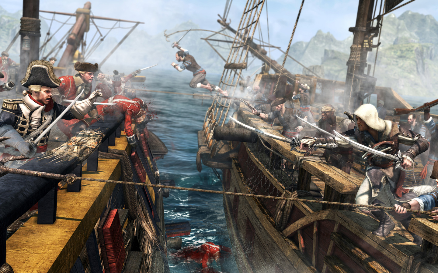 Free Assassin's Creed IV: Black Flag Wallpaper in 1440x900