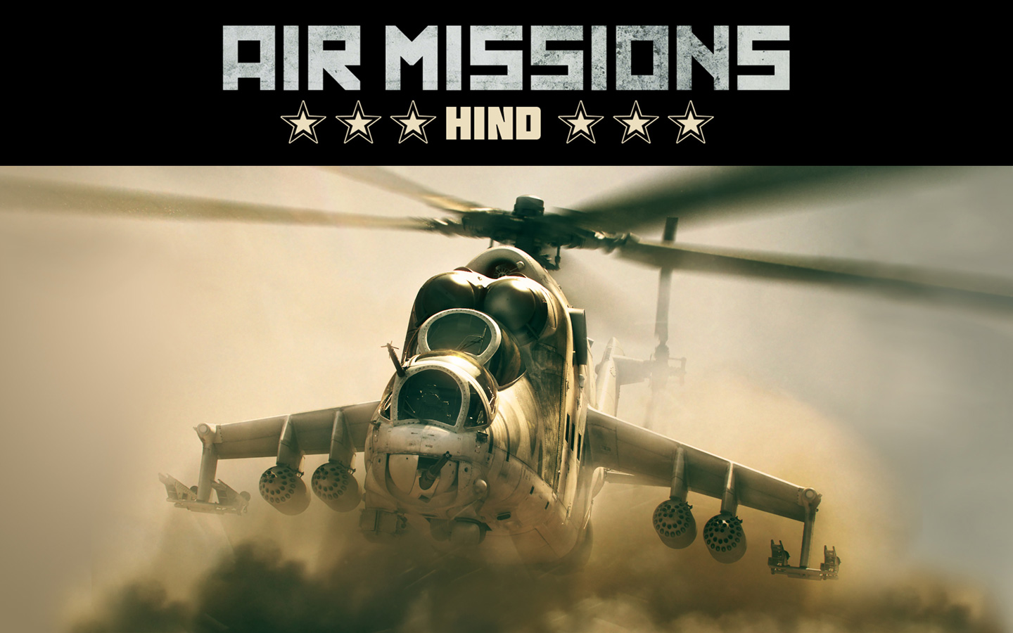 Free Air Missions: HIND Wallpaper in 1440x900