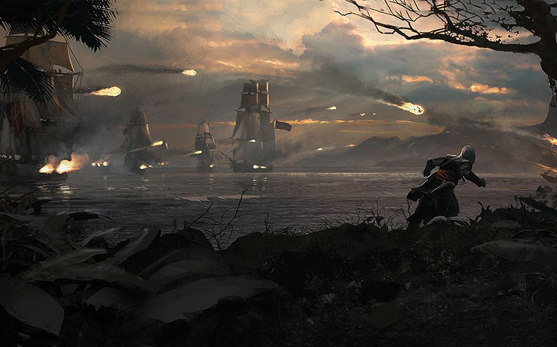 Assassin's Creed IV: Black Flag Wallpaper in 1440x900