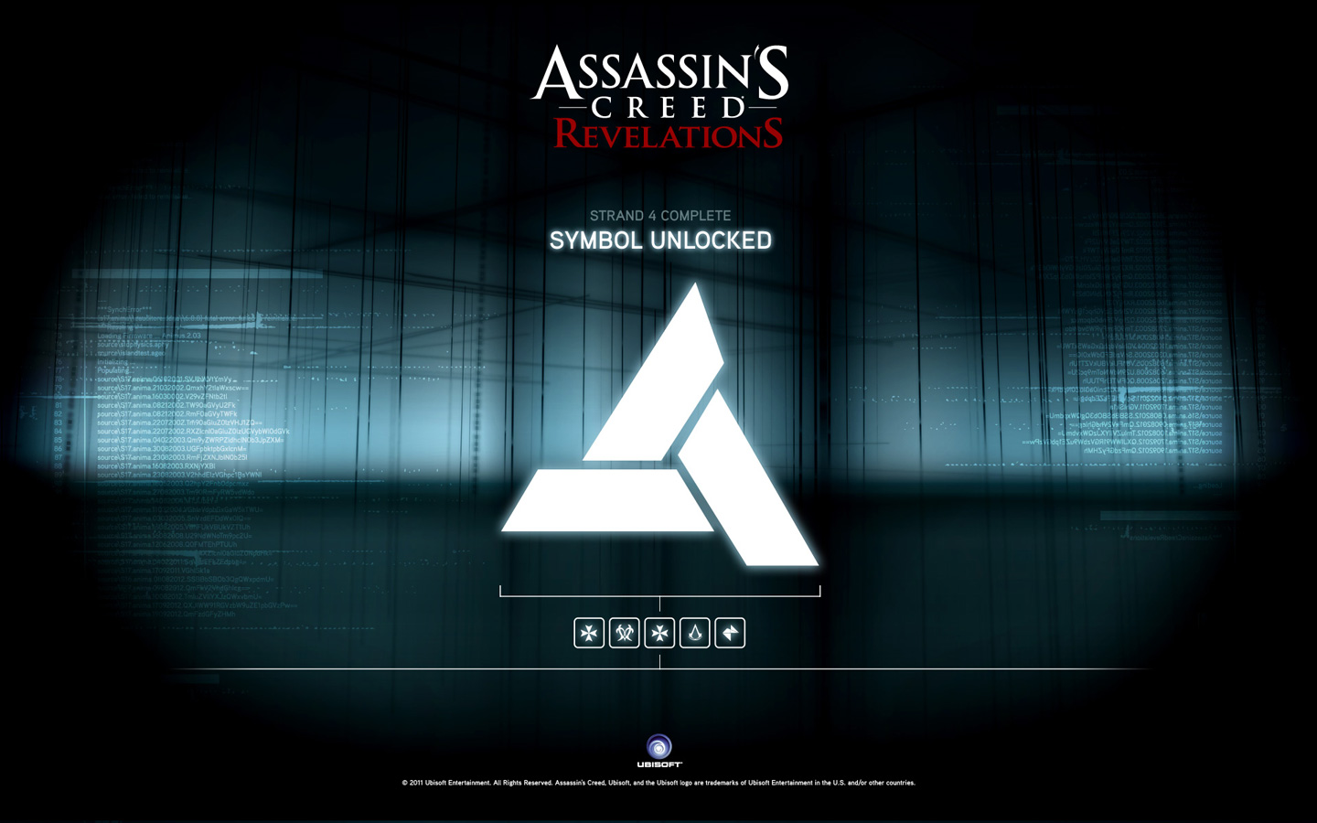 Assassin's Creed: Revelations Wallpaper in 1440x900