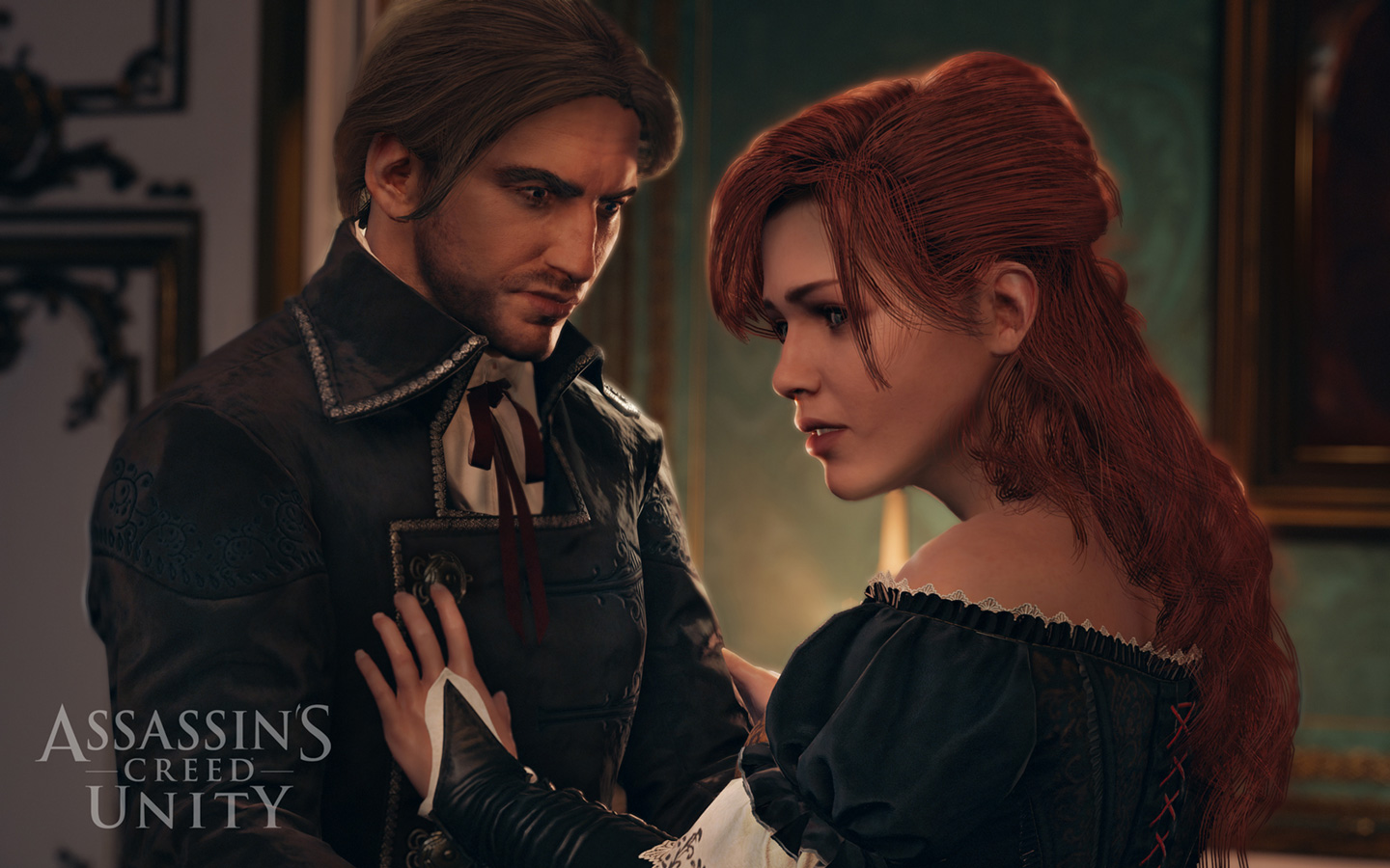 Assassin's Creed: Unity Wallpaper in 1440x900