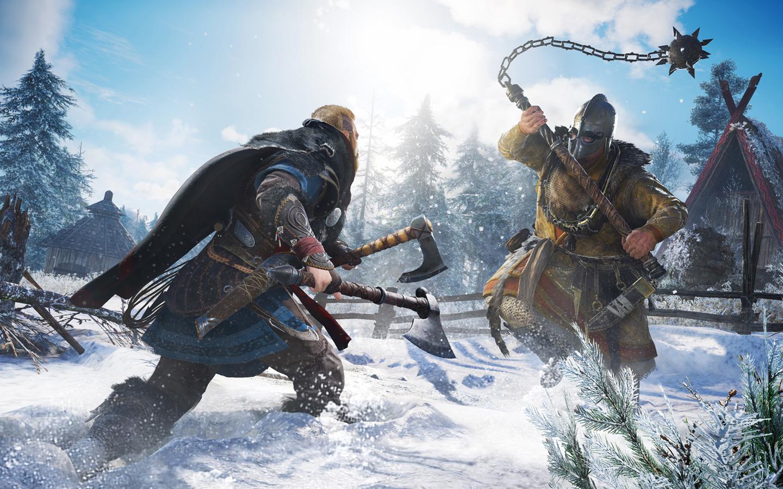 Assassin's Creed Valhalla Wallpaper in 1440x900