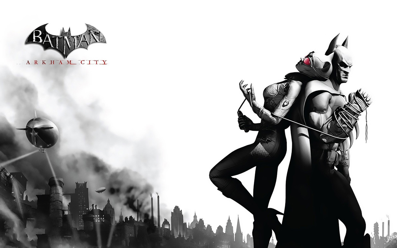 Free Batman: Arkham City Wallpaper in 1440x900