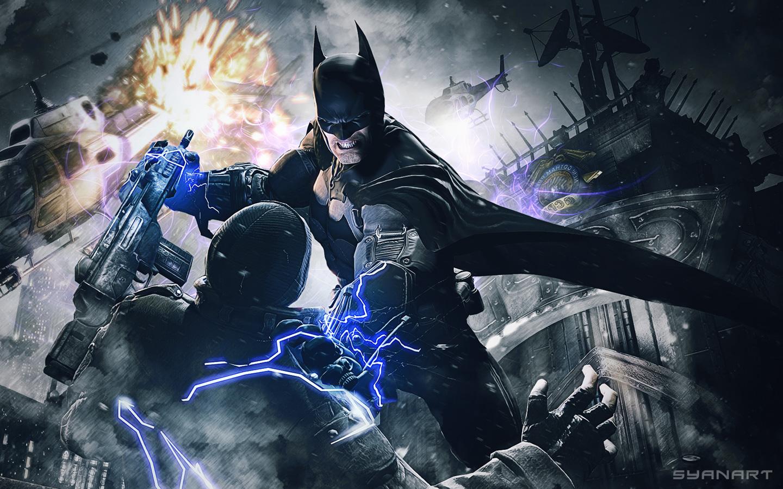 Batman: Arkham Origins Wallpaper in 1440x900