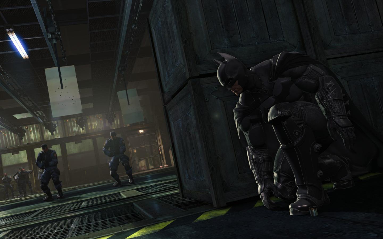 Free Batman: Arkham Origins Wallpaper in 1440x900