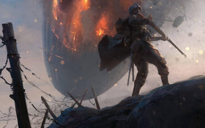 Free Battlefield 1 Wallpaper in 1440x900