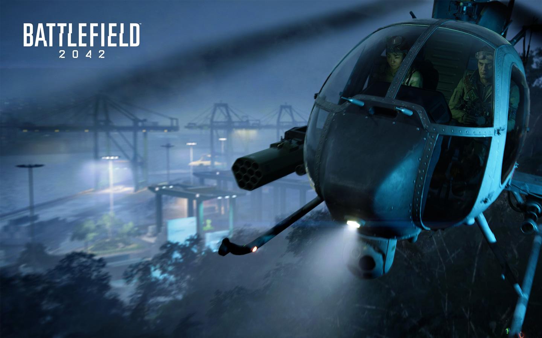 Free Battlefield 2042 Wallpaper in 1440x900