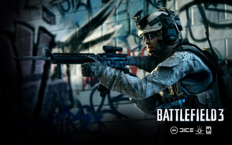 Free Battlefield 3 Wallpaper in 1440x900