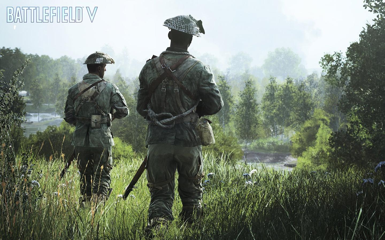 Free Battlefield V Wallpaper in 1440x900