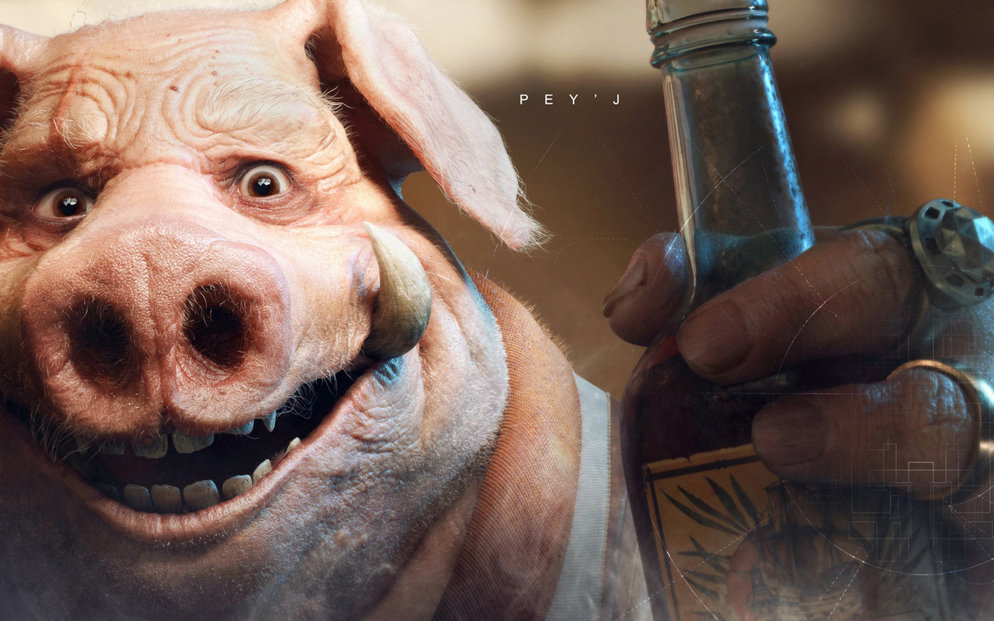 Free Beyond Good and Evil 2 Wallpaper in 1440x900