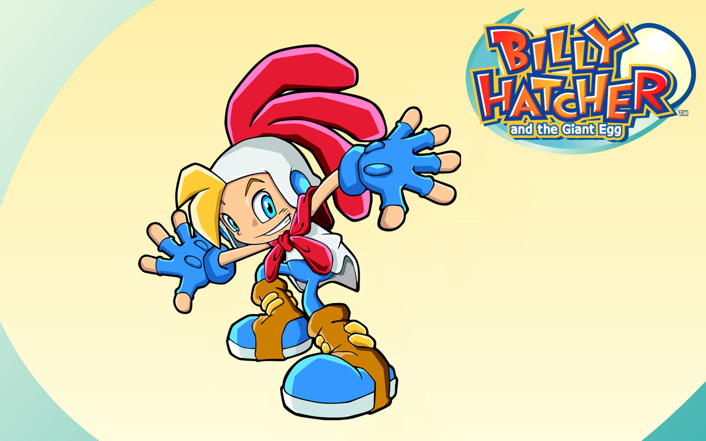 Free Billy Hatcher and the Giant Egg Wallpaper in 1440x900