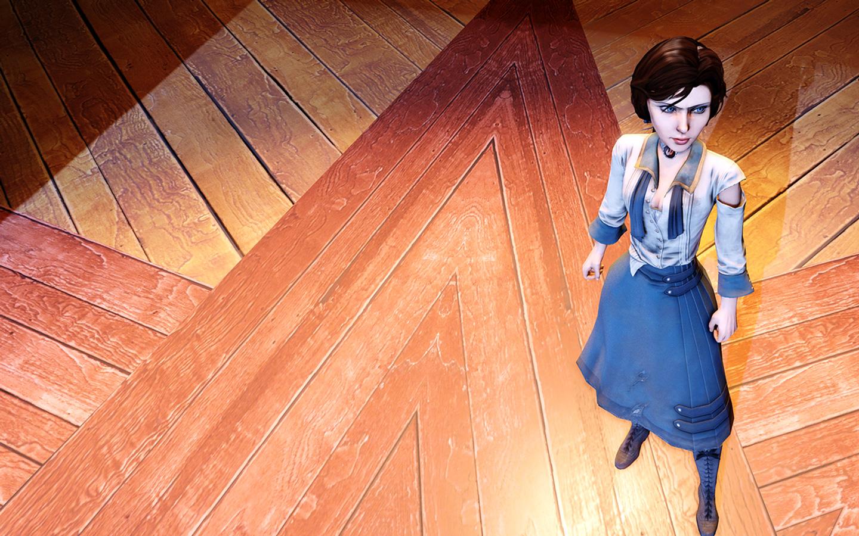 Free Bioshock Infinite Wallpaper in 1440x900