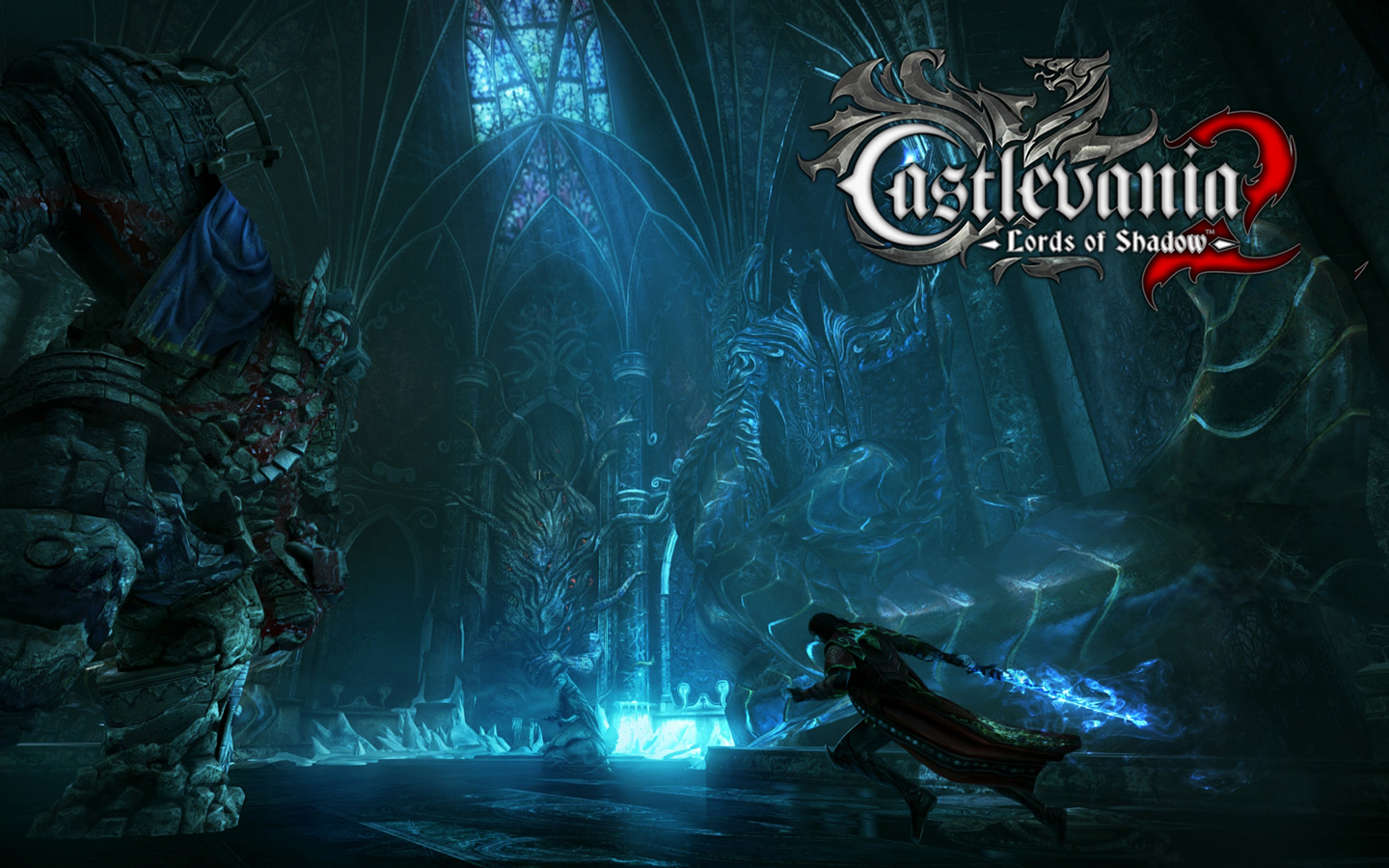 Castlevania: Lords of Shadow 2 Wallpaper in 1440x900
