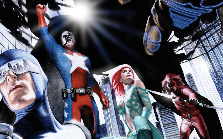 Free City of Heroes Wallpaper in 1440x900