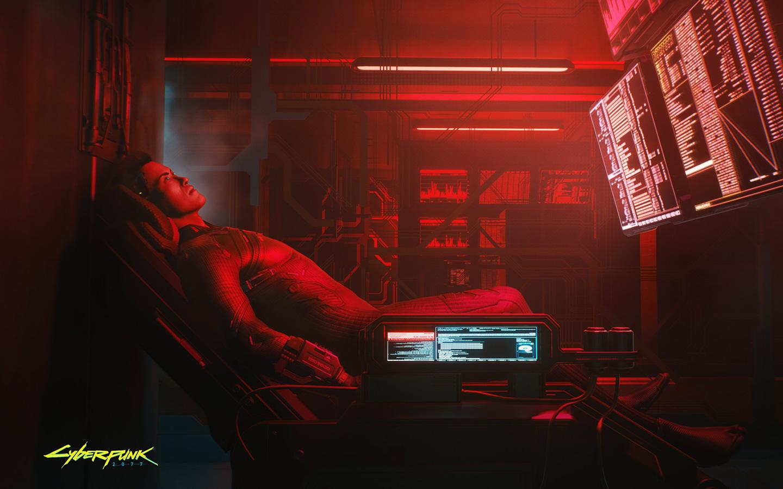 Cyberpunk 2077 Wallpaper in 1440x900