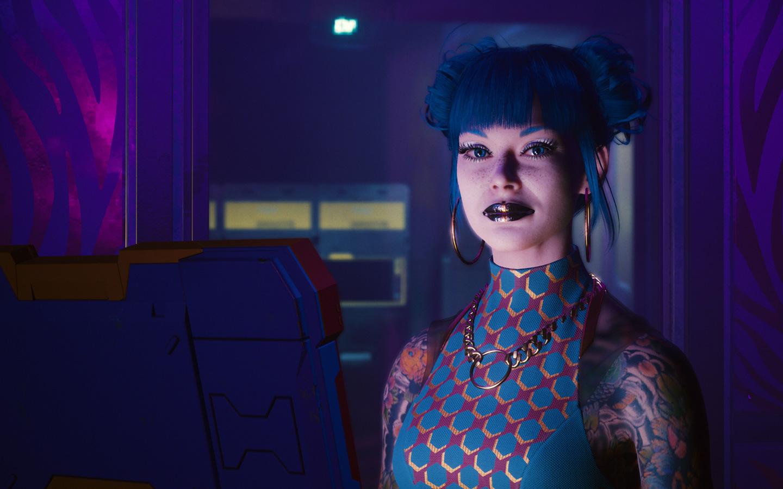 Free Cyberpunk 2077 Wallpaper in 1440x900