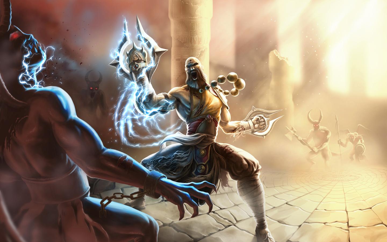Free Diablo III Wallpaper in 1440x900
