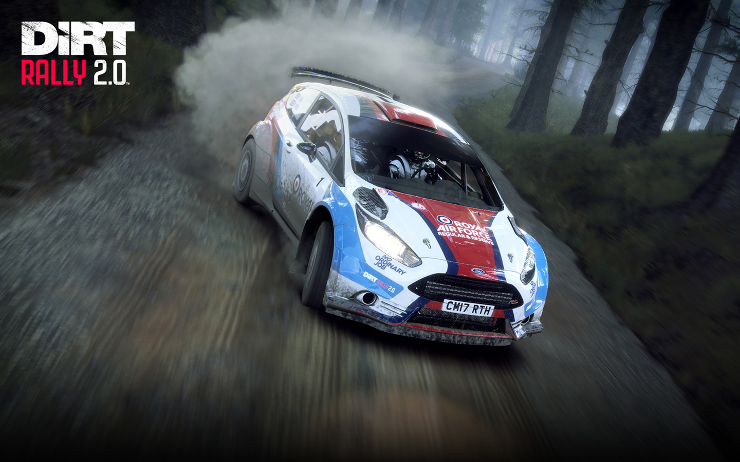 Free Dirt Rally 2.0 Wallpaper in 1440x900