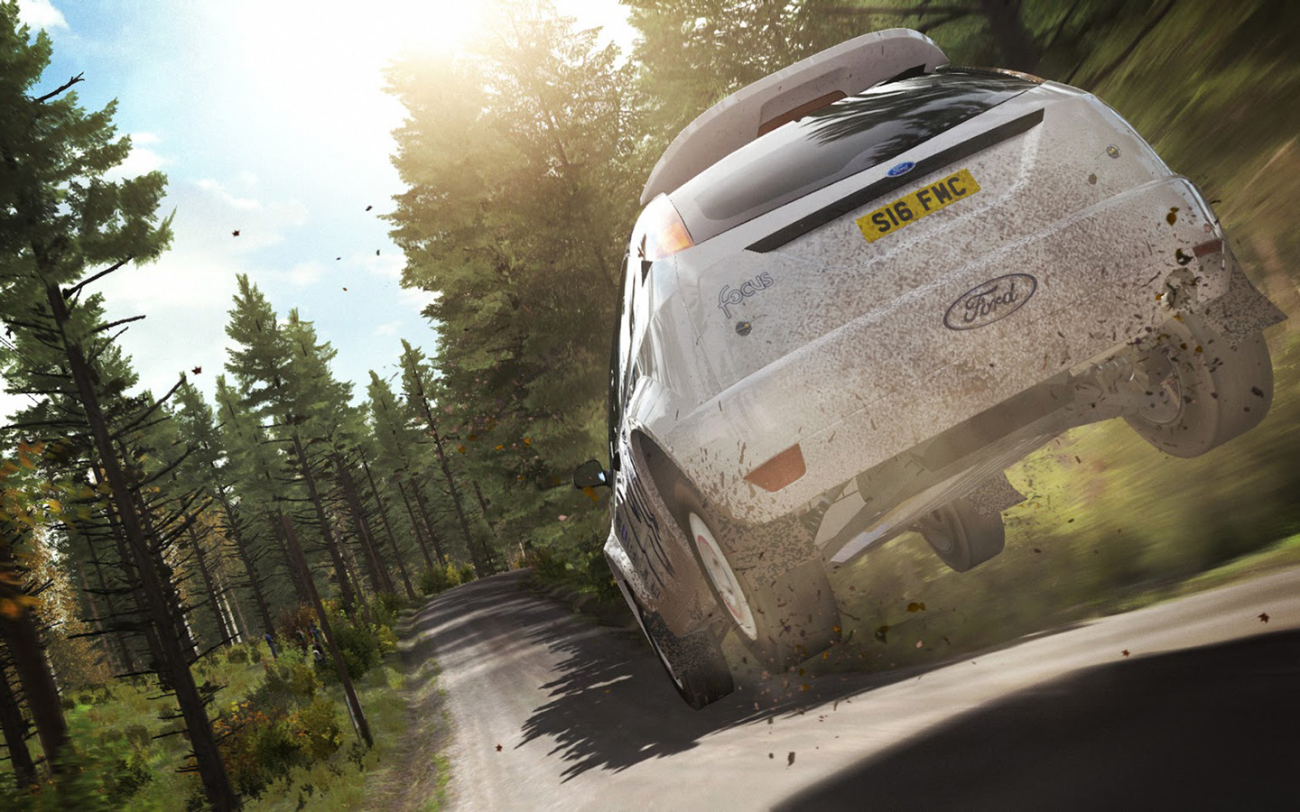 Free DiRT Rally Wallpaper in 1440x900