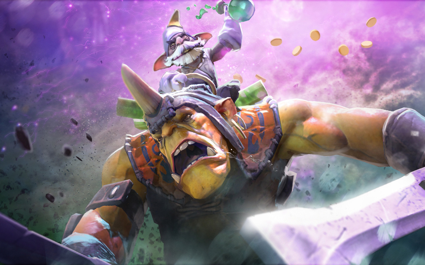 Free Dota 2 Wallpaper in 1440x900