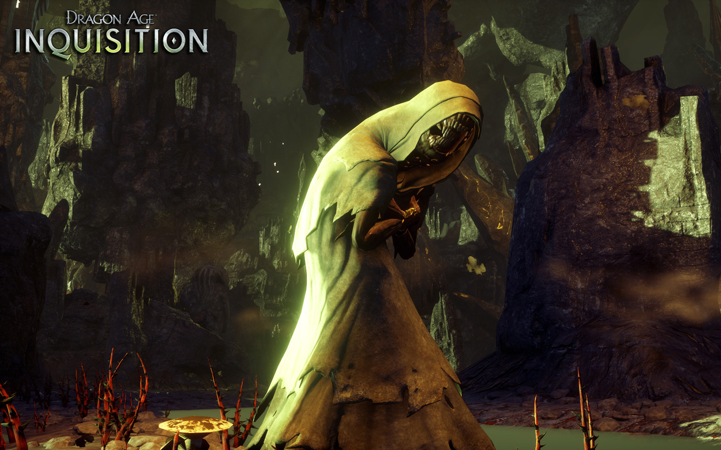 Free Dragon Age: Inquisition Wallpaper in 1440x900
