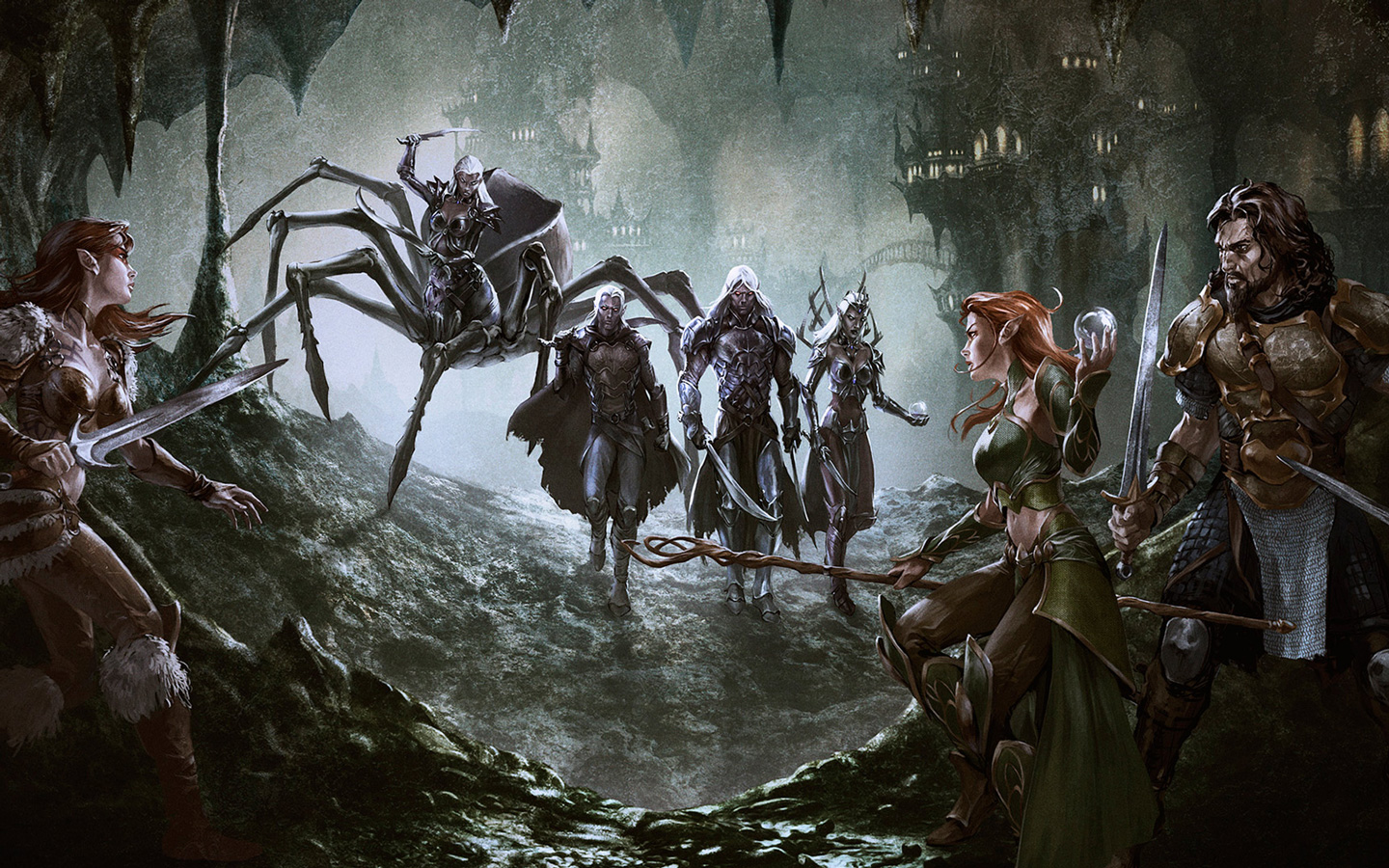 Free Dungeons & Dragons Online Wallpaper in 1440x900