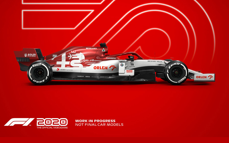 Free F1 2020 Wallpaper in 1440x900