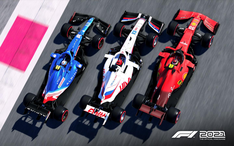 Free F1 2021 Wallpaper in 1440x900