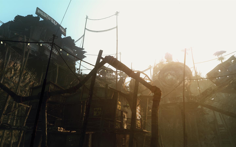 Free Fallout 3 Wallpaper in 1440x900