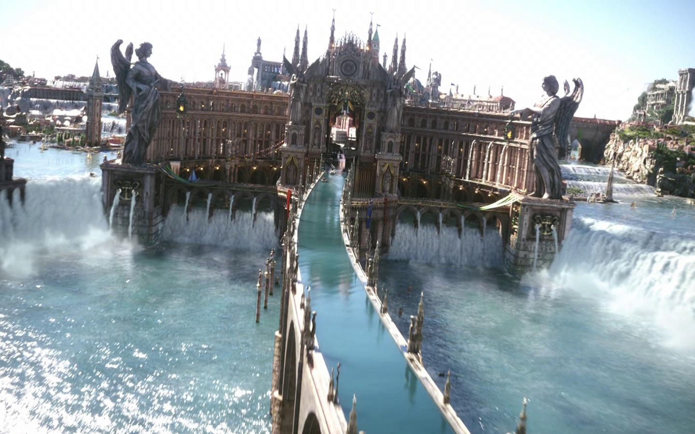 Final Fantasy XV Wallpaper in 1440x900